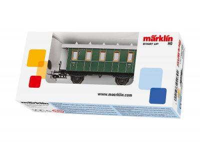 Personenwagen, 2. Klasse <br/>Märklin 04039