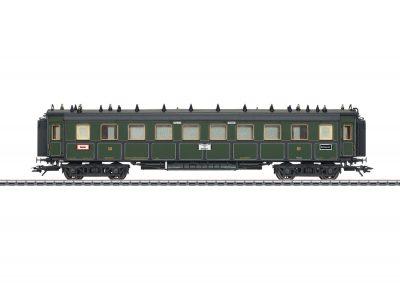 Schnellzugwagen, 3. Klasse, K.Bay.St <br/>Märklin 041358