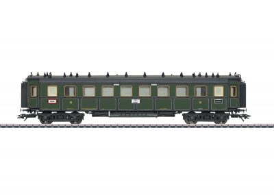 Schnellzugwagen, 3. Klasse, K.Bay.St <br/>Märklin 041359