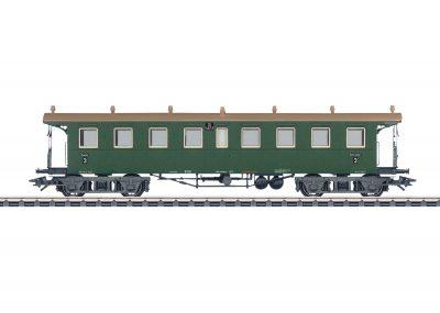 Personenwagen, Sitzwagen, 3. Klasse, K.W.St.E. <br/>Märklin 042132