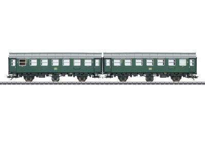 Umbauwagenpaar 2.Kl.DB <br/>Märklin 043183