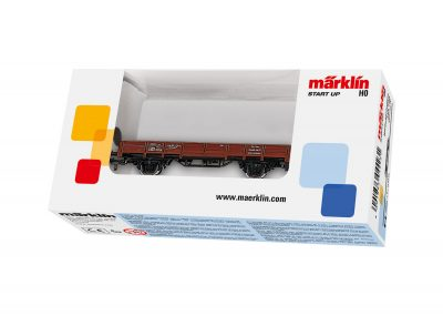 Niederbordwagen DB <br/>Märklin 04423
