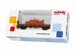 Niederbordwagen mit Ladegut <br/>Märklin 04424