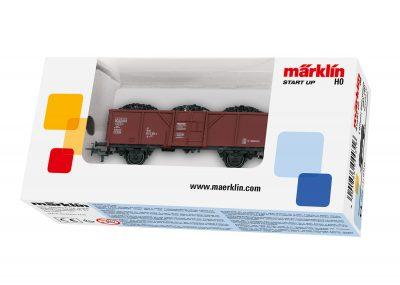 Offener Güterwagen mit Kohleb. <br/>Märklin 04431