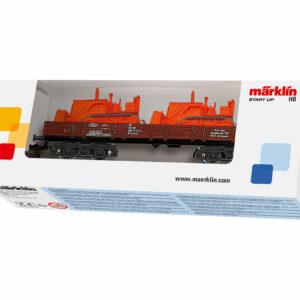 Niederbordwagen bel. DB Märklin 04474