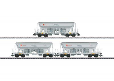 Schüttgutwagen-Set Faccns <br/>Märklin 045805