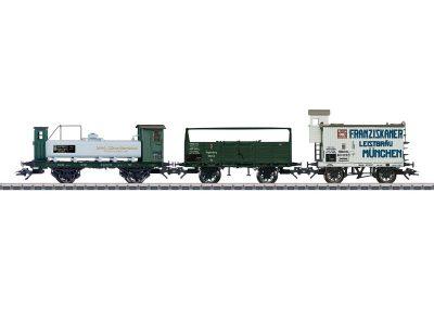 Güterwagen-Set K.Bay.Sts.B <br/>Märklin 046066