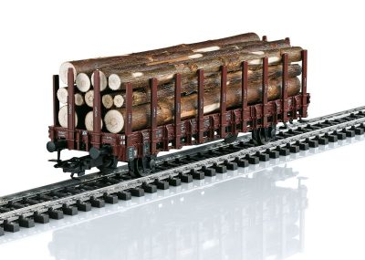 Güterwagen-Set, 6 Wagen, gealtert, DRG <br/>Märklin 046088