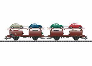 Autotransportwagen-Paar Off 52 D <br/>Märklin 046128