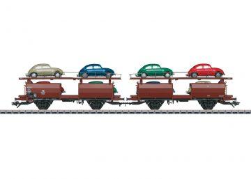 Autotransportwagen-Paar Off 52 D <br/>Märklin 046128 1
