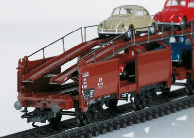 Autotransportwagen-Paar Off 52 D <br/>Märklin 046128
