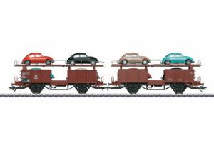 Autotransportwagen-Paar Offs 59 <br/>Märklin 046138