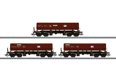 Seitenkippwagen-Set NS <br/>Märklin 048456