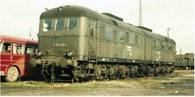 Diesel-Doppellokomotive V 188 001 a/b <br/>Märklin 055286