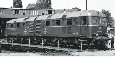 Diesel-Doppellokomotive BR 288 002-9 <br/>Märklin 055287
