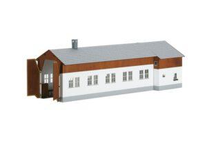 Dampf-Lokomotivschuppen, 1-ständig <br/>Märklin 056179