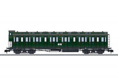 Abteilwagen 2. / 3. Klasse, DRG <br/>Märklin 058081