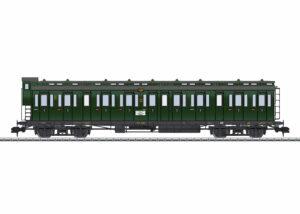 Abteilwagen 3. Klasse, DRG <br/>Märklin 058084