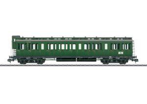 Abteilwagen 2. Klasse, DB <br/>Märklin 058174