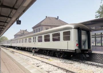 """Wagen-Set """"Silberlinge"""" DB <br/>Märklin 058341 1"""