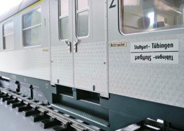 """Wagen-Set """"Silberlinge"""" DB <br/>Märklin 058341 3"""