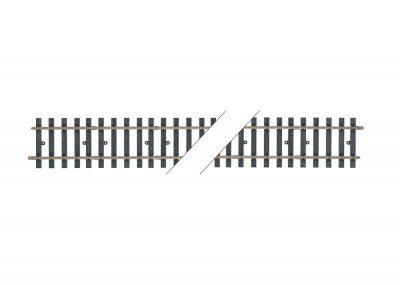 Gleis, gerade, 600 mm(H1006) <br/>Märklin 059059