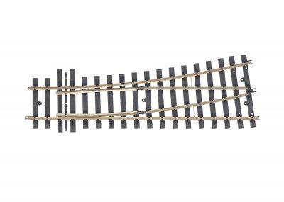 Weiche, links, R1394(H1094), 15° <br/>Märklin 059088