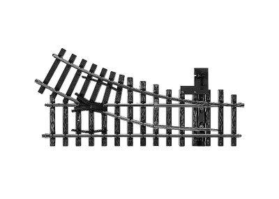 Weiche, mit manueller Bedienung, rechts, r600 mm, 30 <br/>Märklin 05966