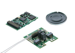 Lok-Decoder, Sound, mSD/3 für Start Up-Elektro-Lokomotiven <br/>Märklin 060979