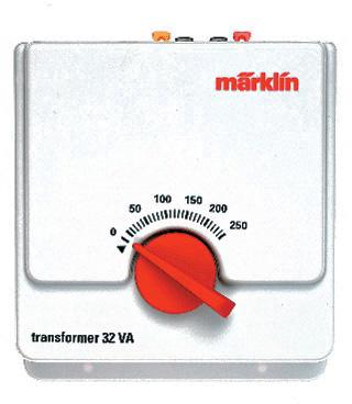 Sicherheitstrafo 230 V/32 VA <br/>Märklin 066470