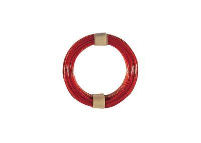 Kabel, 10 m, rot <br/>Märklin 07105