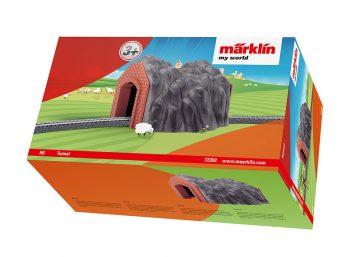 Tunnel Märklin my world <br/>Märklin 072202 1