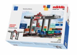 Containerterminal(manuell) <br/>Märklin 072452