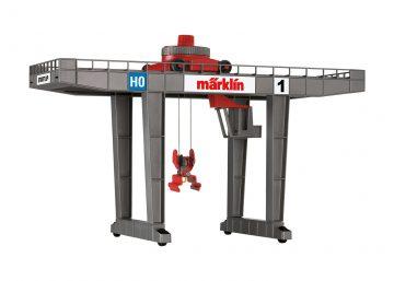Containerterminal(manuell) <br/>Märklin 072452 2