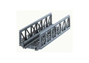 Gitter-Brücke 180 mm L <br/>Märklin 07262