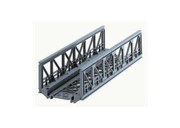 Gitter-Brücke 180 mm L <br/>Märklin 07262 1