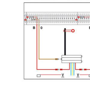 Signalanschlussgarnitur Märklin 074043
