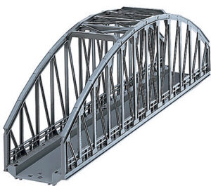 Brücke, Bogenbrücke, 360 mm <br/>Märklin 074636
