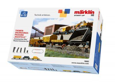Themen-Ergänzungs-Packung Baus <br/>Märklin 078083