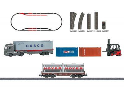 Th.-Ergänzungsp.Containerlogi <br/>Märklin 078452
