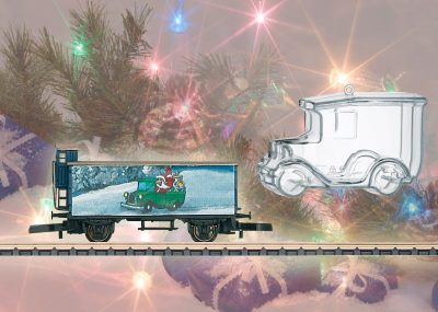 Weihnachtswagen <br/>Märklin 080622