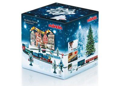 Startset Weihnachtsmarkt EU <br/>Märklin 081845
