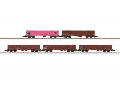 """Güterwagen-Set """"Rübenkampagne <br/>Märklin 082540"""