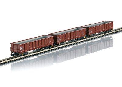 Güterwagen-Set EAnos-x 052 DB <br/>Märklin 082541