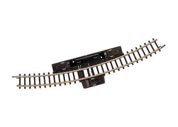 Schalt-Gleis, gebogen, r220 mm, 30° <br/>Märklin 08539 1