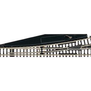 Weiche, mit manueller Bedienung, links, r490 mm Märklin 08565