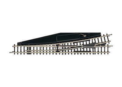 Weiche, mit manueller Bedienung, links, r490 mm <br/>Märklin 08565