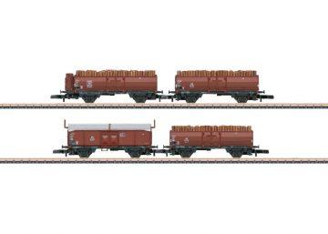 Güterwagen-Set Holzverladung <br/>Märklin 086238 3