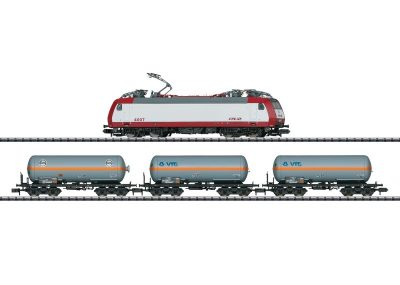 Startpackung moderner Güterzu <br/>TRIX 11144