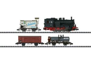 Zugpackung Güterzug DRG <br/>TRIX 11631